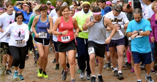 group of runners 2015