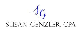 Susan Genzler revised logo